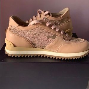 Le Silla Running Lace Sneakers